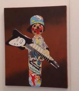 Artist Yoko Obe/Aga.T Gallery, Japan