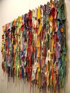 Artist Russell West / Woolff Gallery London U.K.